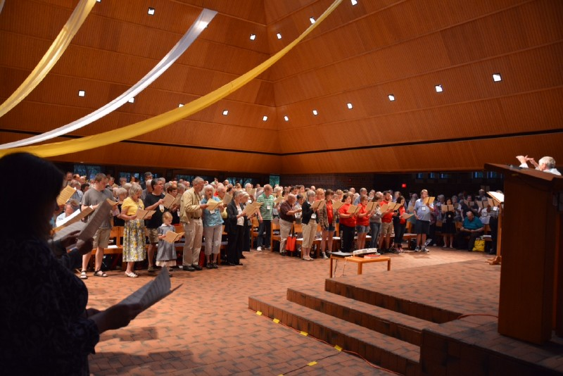 Sing! The Center For Congregational SongA Cappella Sunday - Sing
