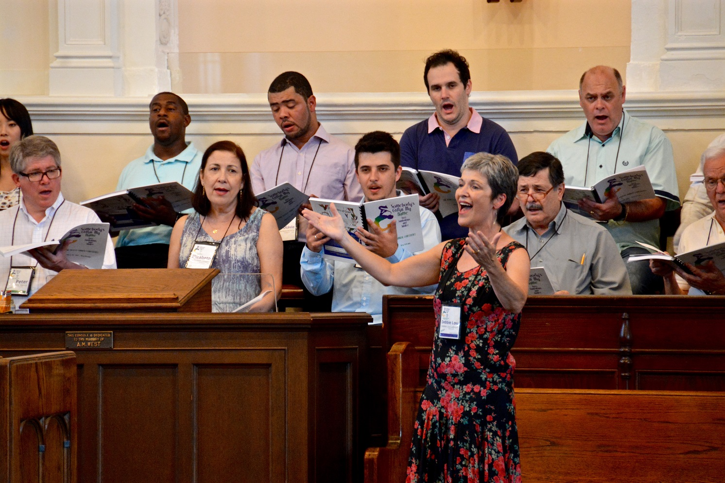 Sing! The Center For Congregational SongA Cappella Sunday 2020