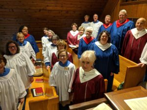 Ecumenical Choir Staying Alive